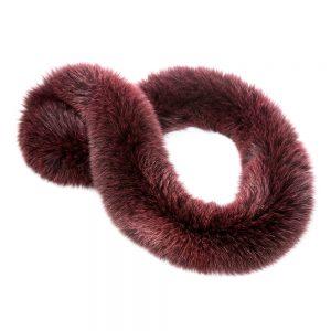 Saga Furs Neck Ring, We Are Fur