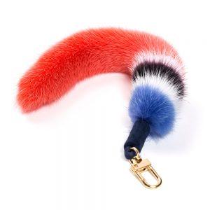 Saga Furs Key Hanger, We Are Fur