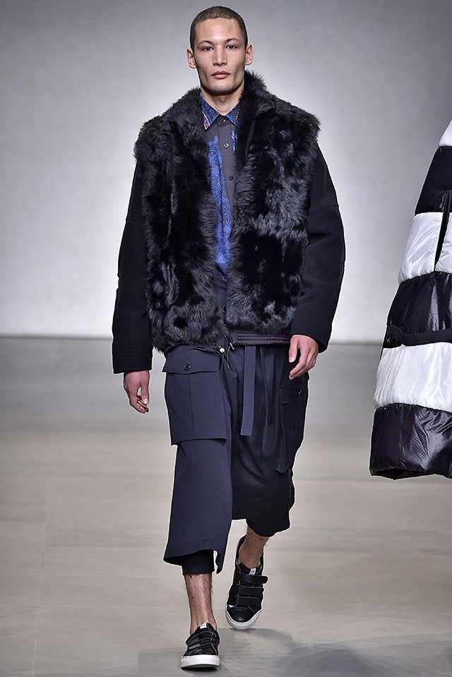 Yoshio Kubo Milan Menswear Fall Winter 2017