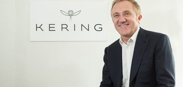 Francois Henri Pinault, CEO of Kering