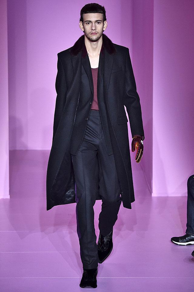 Donatella Winter Coat