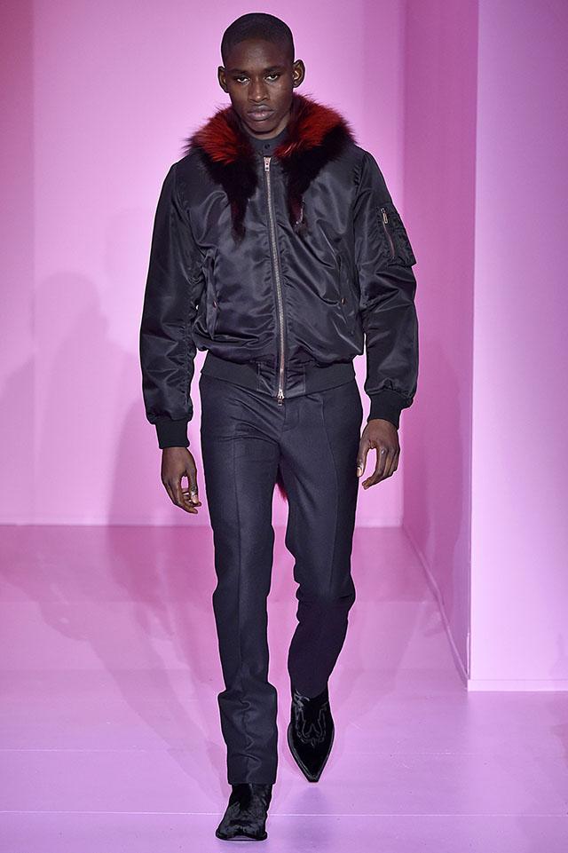 Givenchy Paris Menswear Fall Winter 2017