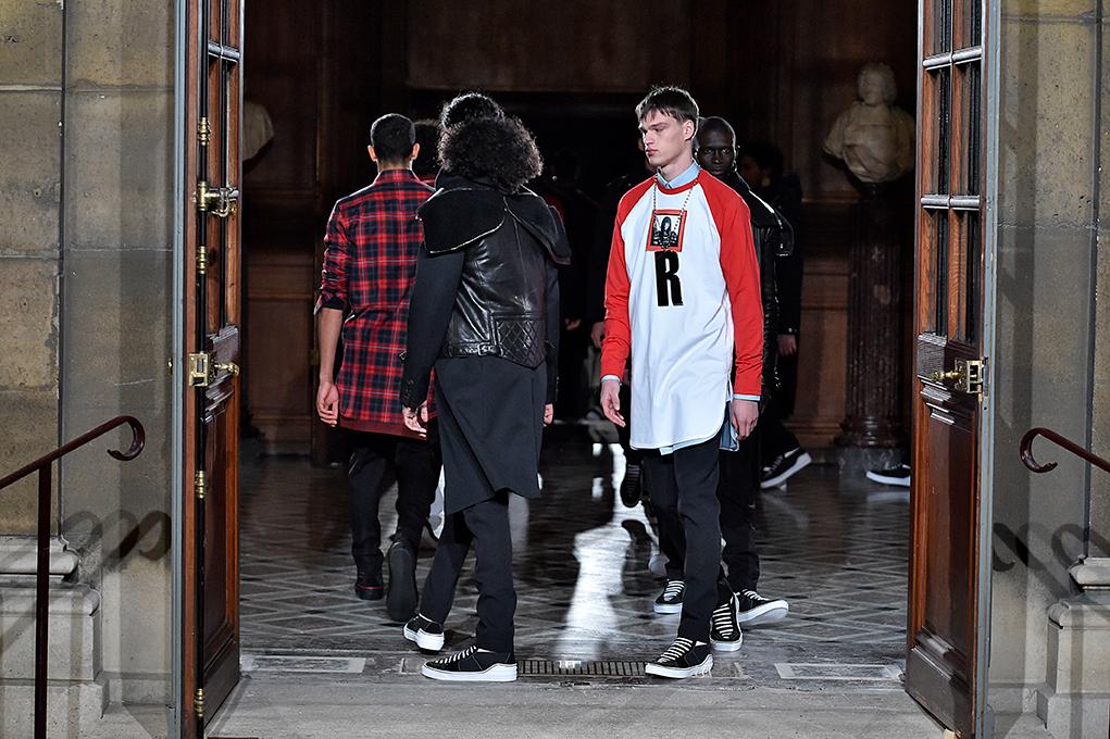 Riccardo tisci, Givenchy Paris Menswear Fall Winter 2017