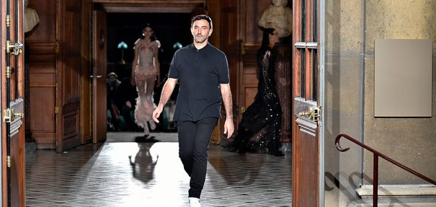Riccardo Tisci, Givenchy, FW2017