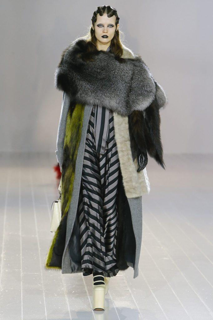 Marc Jacobs NYFW Fur