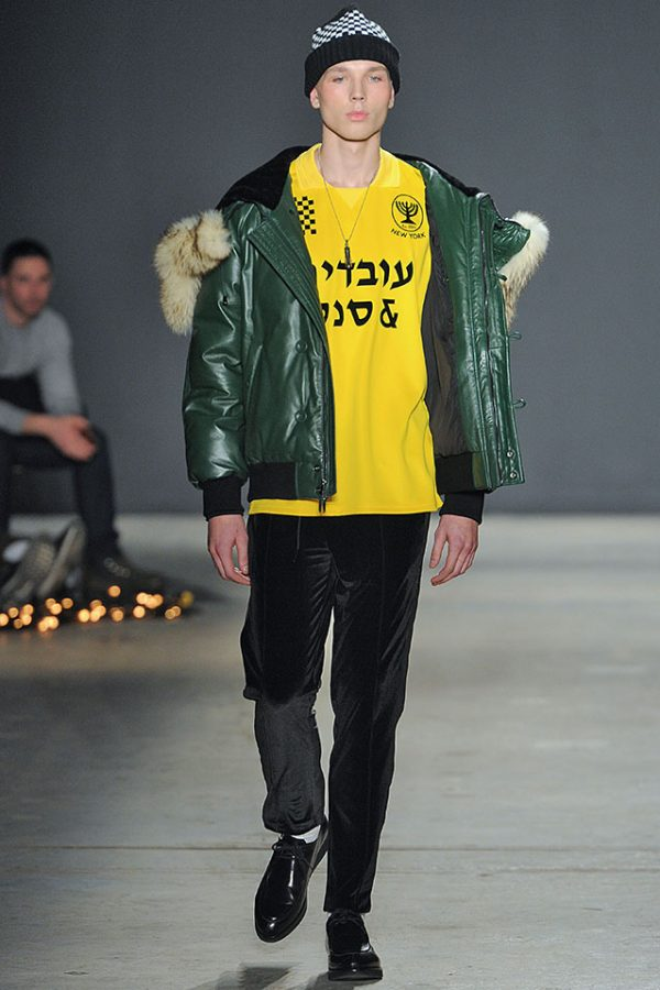 OVADIA & SONS, New York Menswear FW17