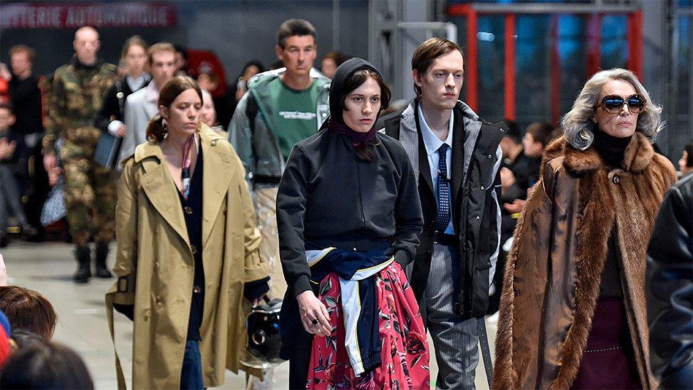Vetements, Fast Fashion, Fur, Luxury