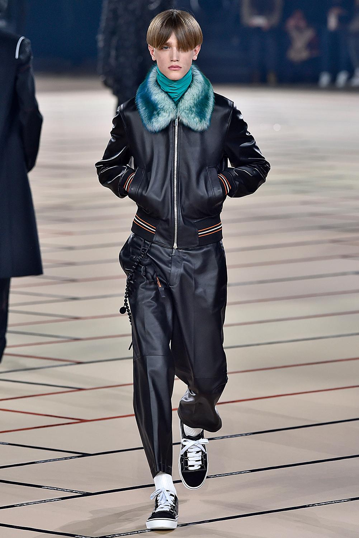 Dior Homme, We Are Fur, Catwalk, Fashion Week, Runway, Fur, Fashion, Paris