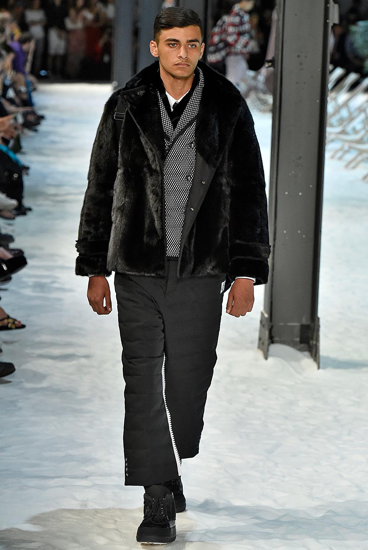 Moncler Gamme Bleu, We Are Fur, Catwalk, Fashion Week, Runway, Fur, Fashion, Milan