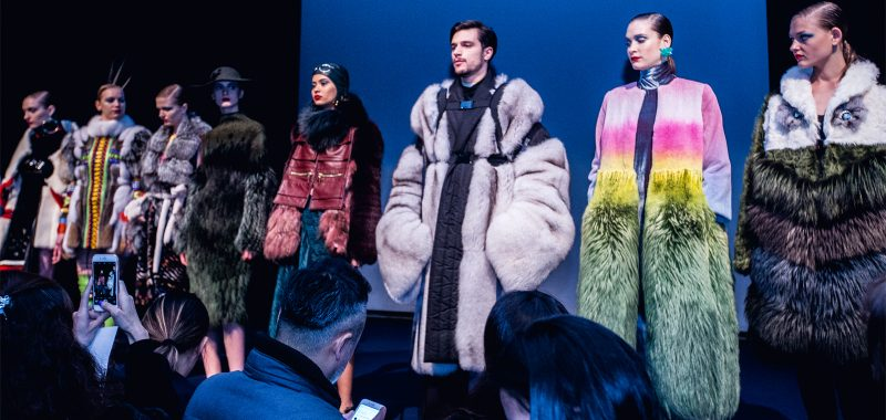 Remix 2017, Fur, Catwalk