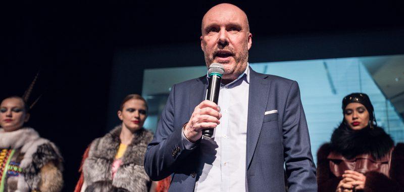 Mark Oaten, Remix 2017, CEO of International Fur Federation