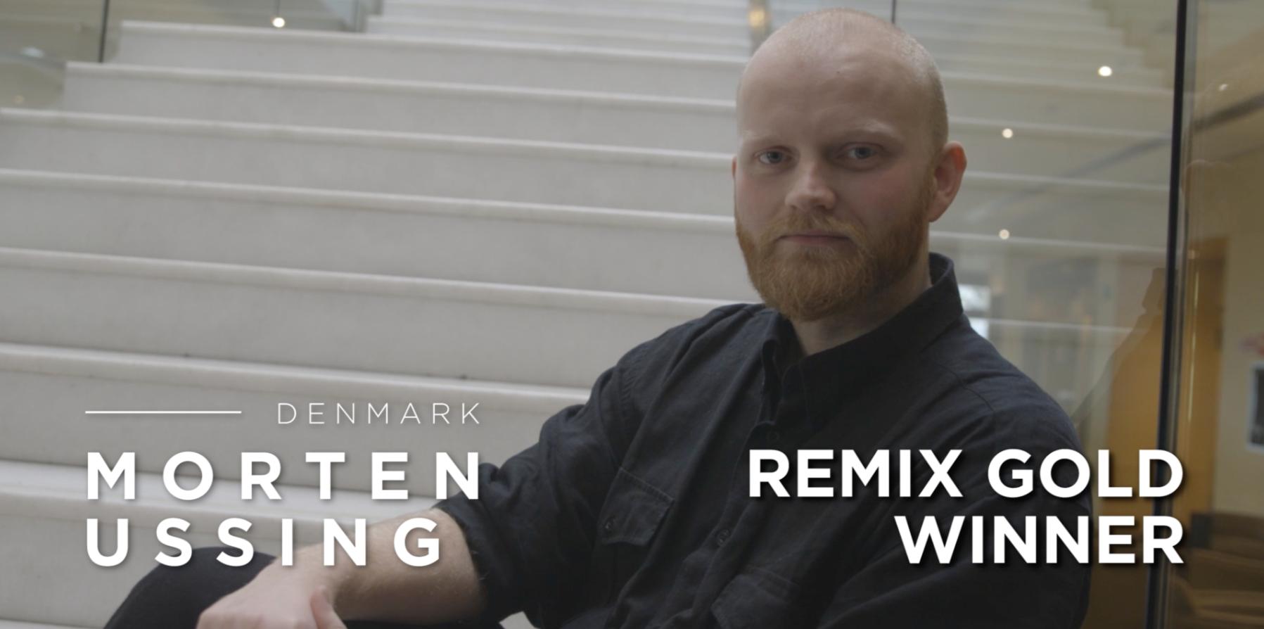Morten Ussing Remix 2017 Winner