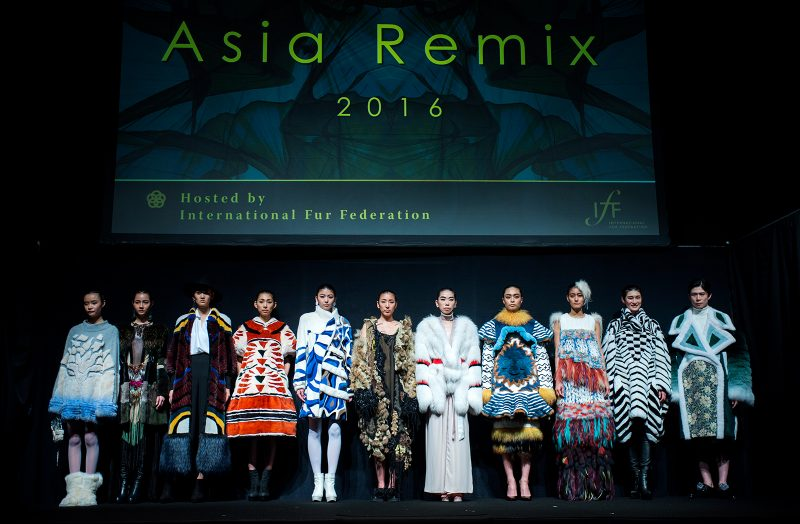 Asia Remix 2016, International Fur Federation