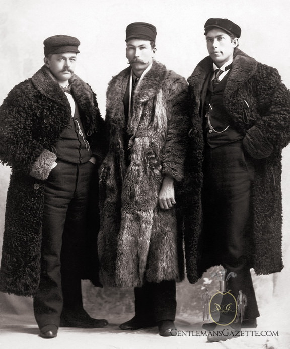 Fur-Coats-USA-1920s, We Are Fur