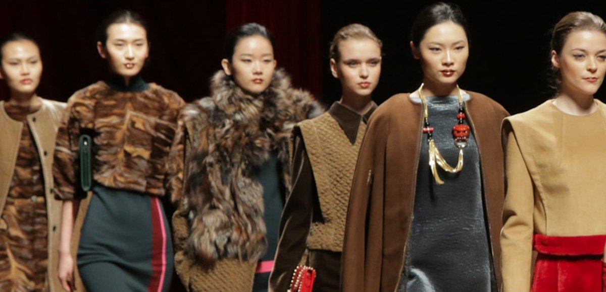 wang yutao, fur, AW13, fashion week, catwalk, fashion, designer, China