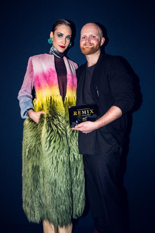 Morten Ussing Remix Gold Prize Winner