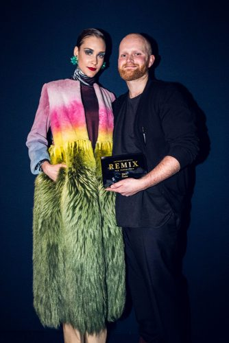 Morten Ussing won the gold award of IFF REMIX competition in Milan.