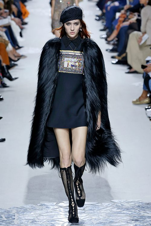 <strong></strong> 2018, Dior, Paris, Spring/Summer, Womenswear