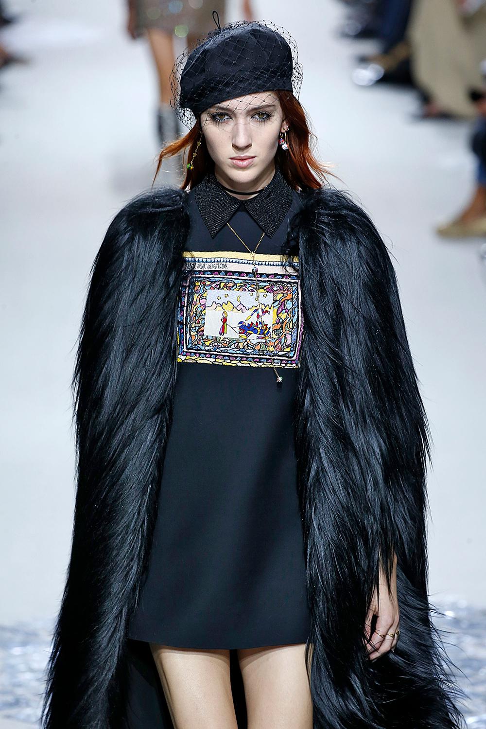 Dior Fur SS2018 Paris