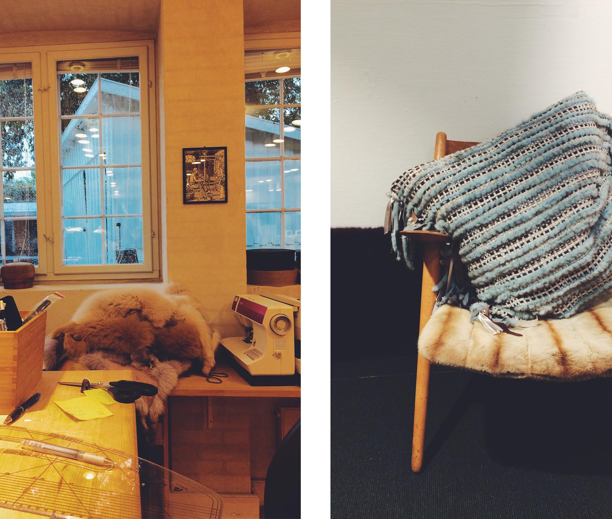 saga furs, saga furs design centre, fur, denmark, new designers, furriers, inspiration