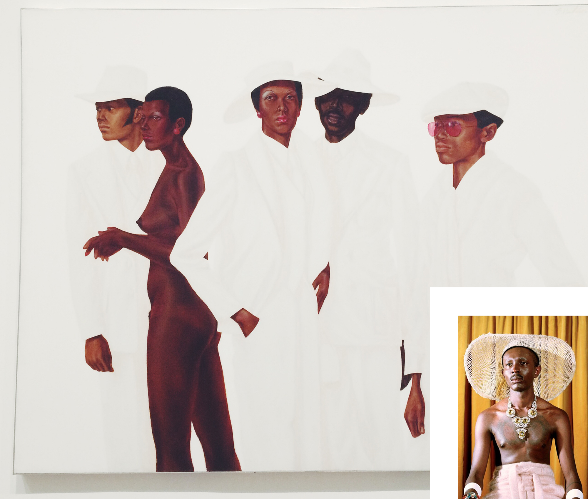 Grace Wales Bonner, Barkley Hendricks, Soul of a Nation, black power, London, art, exhibition, lifestyle