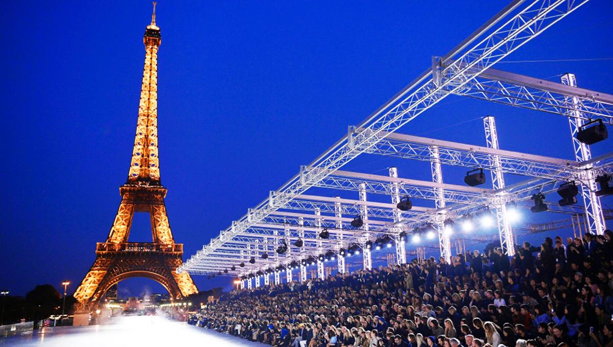 Paris Runway YSL