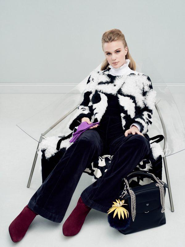 NEW Mink Faux Fur Coat by So Fabulous Choice of Size UK 18 20 22 Last Few