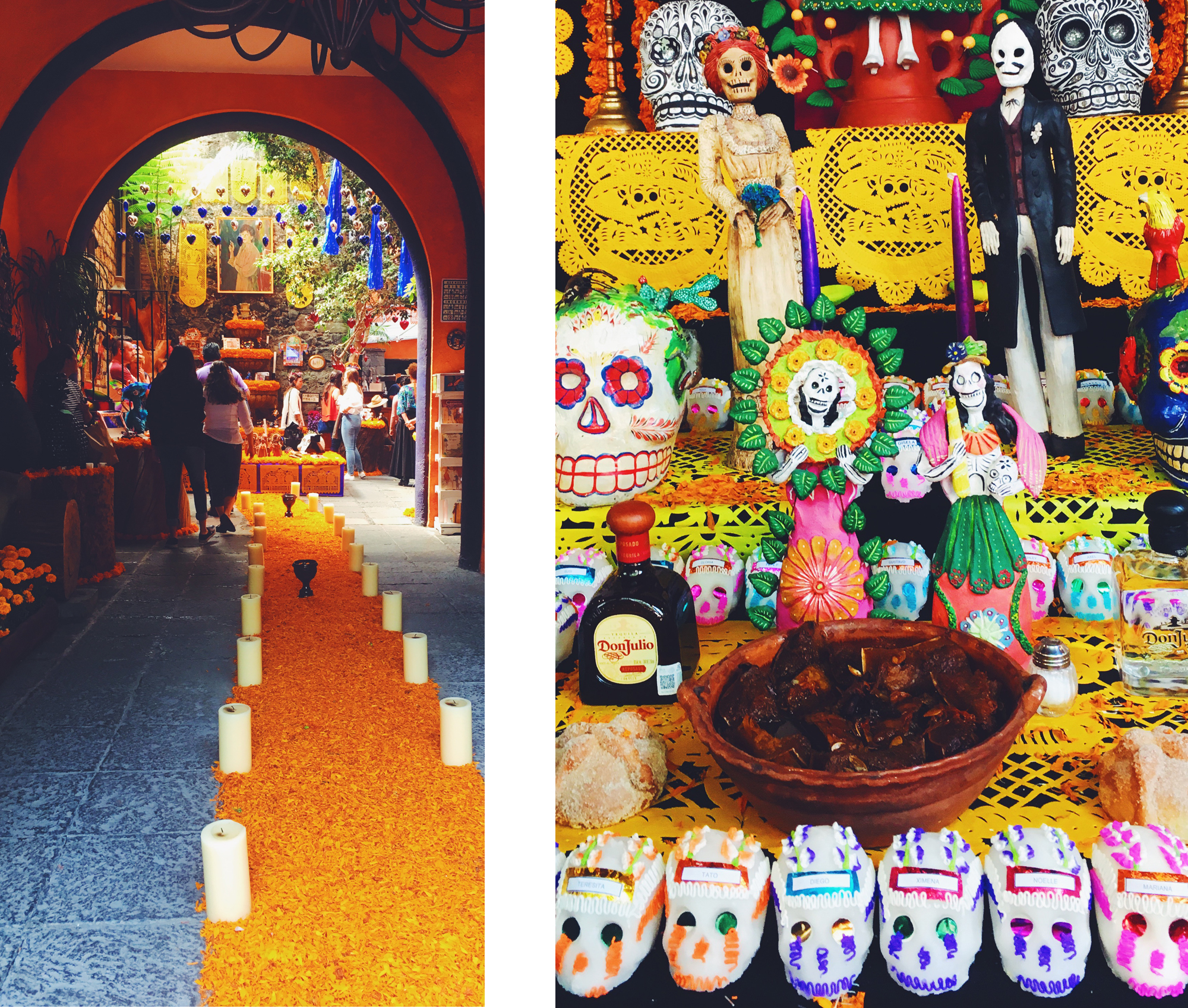Day of the Death, Mexico City, traditions, lifestyle, explore