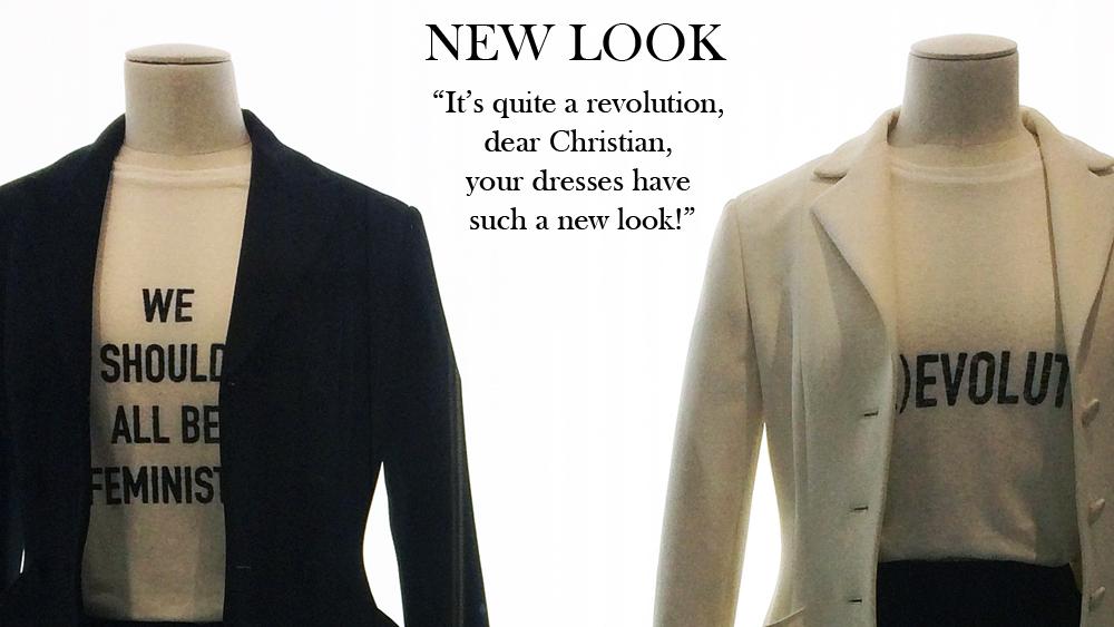 Christian Dior, new look, bar suit, Paris