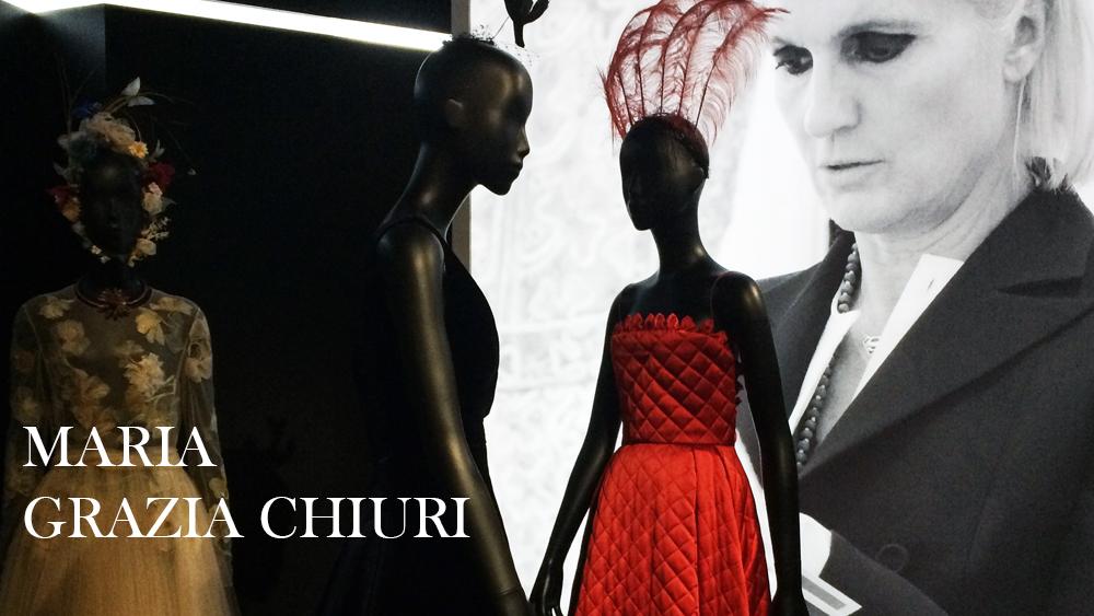 Maria Grazia Chiuri, Dior, Haute Couture
