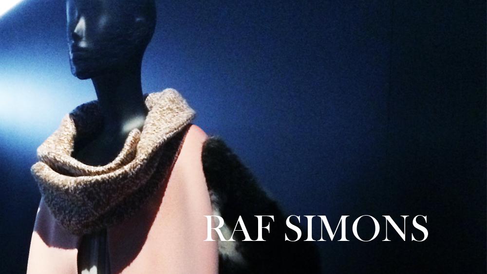Raf Simons, Dior, haute couture, fur