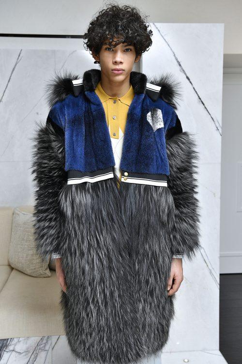 <strong>Astrid Andersen London Fashion Week Men Fall Winter 2018-19 London January 2018</strong> 2018, Astrid Andersen, Fall/Winter, London, Menswear