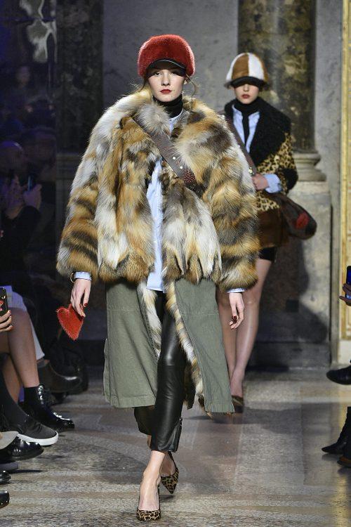 <strong>Simonetta Ravizza Milan Womenswear Fall Winter 2018-2019 Milan February 2018</strong> 2018, Fall/Winter, Milan, Simonetta Ravizza, Womenswear