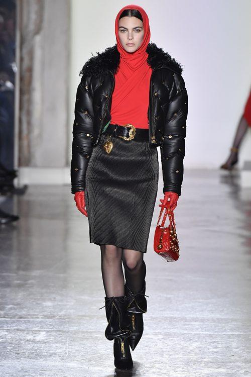 <strong>Versace Milan Womenswear Fall Winter 2018-2019 Milan February 2018</strong> 2018, Fall/Winter, Milan, Versace, Womenswear