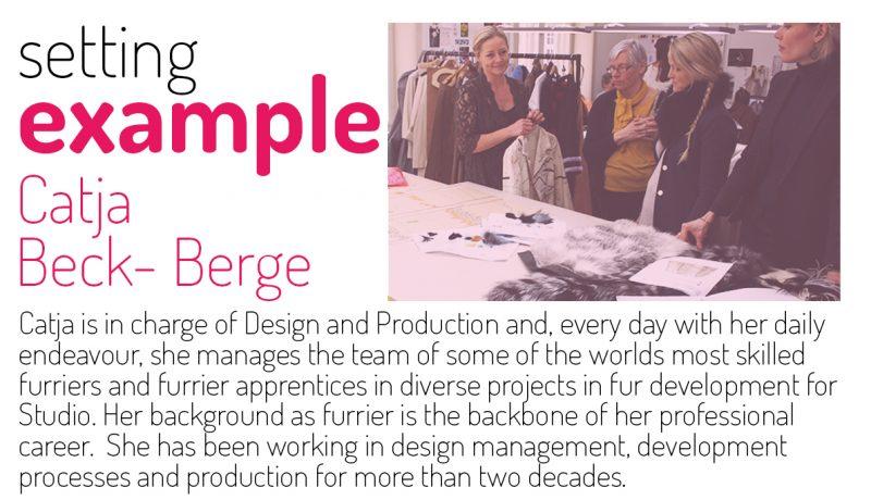 fur, Kopenhagen Fur Studio, Catja Beck-Berge, design, fashion, craftsmanship, auction houses, kopenhagen fur
