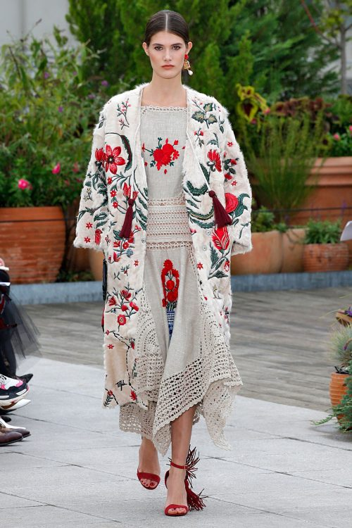 <strong></strong> 2019, New York, Oscar de la Renta, Spring/Summer, Womenswear