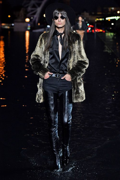 <strong></strong> 2019, Paris, Spring/Summer, Womenswear, YSL