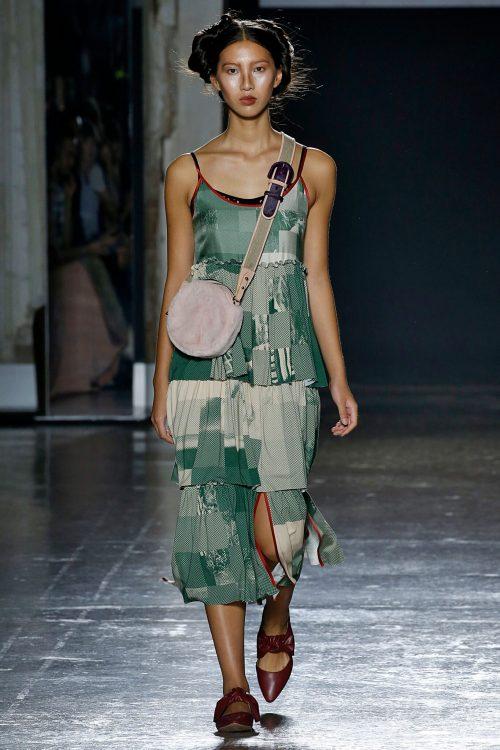 <strong></strong> 2019, Fall/Winter, Francesca Liberatore, Milan, Womenswear