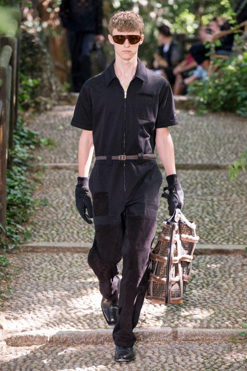 <strong></strong> 2020, Fendi, Menswear, Milan, Spring/Summer