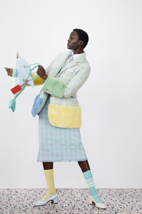 <strong></strong> 2020, Resort, Spring/Summer, Thom Browne, Womenswear