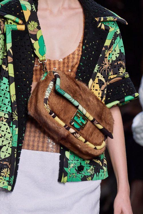 <strong></strong> 2020, Fendi, Milan, Spring/Summer, Womenswear