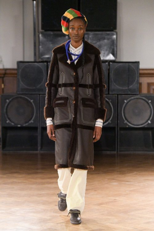 <strong></strong> 2020, Fall/Winter, London, Menswear, Wales Bonner