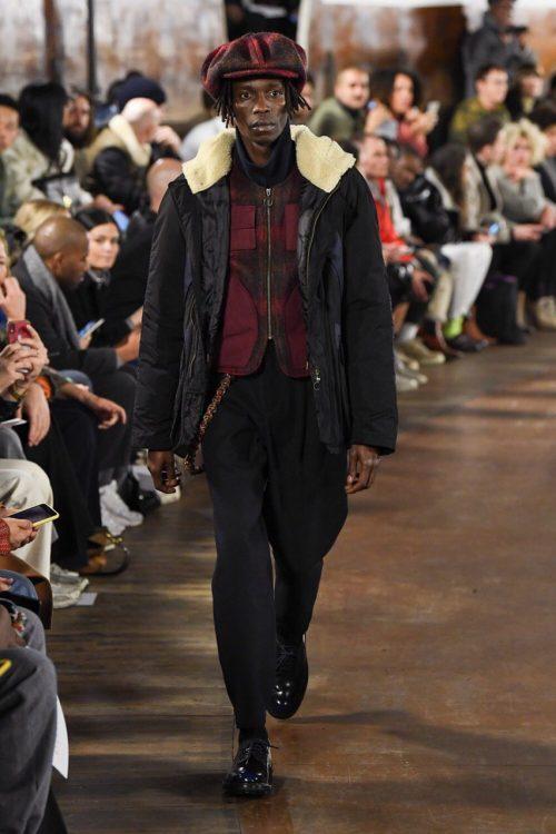 <strong></strong> 2020, Fall/Winter, London, Menswear, Nicholas Daley