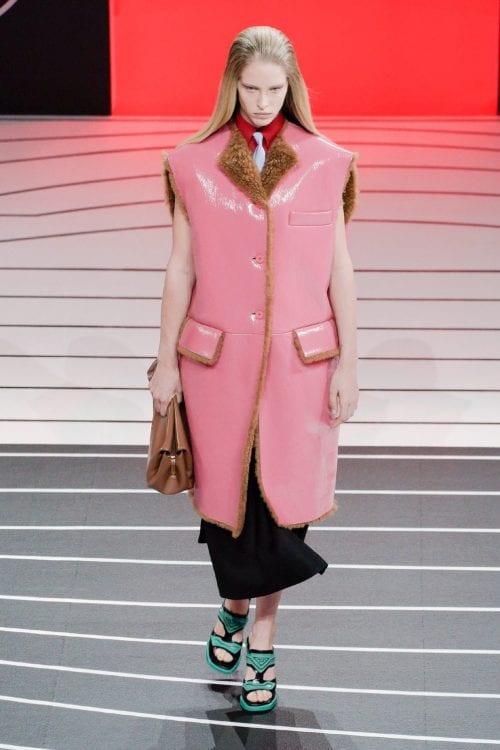 <strong></strong> 2020, Fall/Winter, Milan, Prada, Womenswear