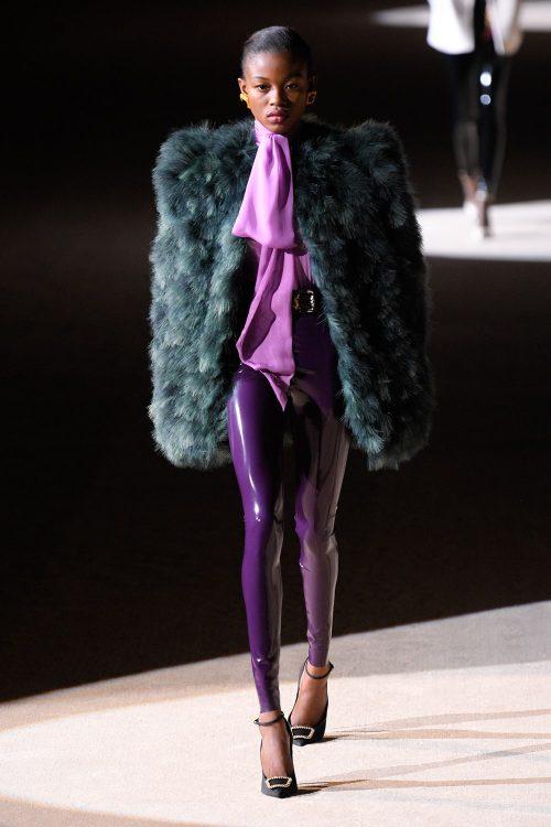 <strong></strong> 2020, Fall/Winter, Paris, Saint Laurent, Womenswear