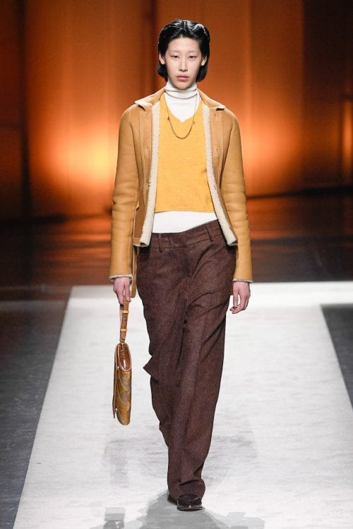 <strong></strong> 2020, Fall/Winter, Milan, Tods, Womenswear