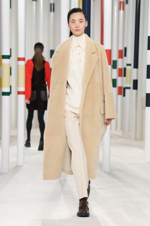 <strong></strong> 2020, Fall/Winter, Hermes, Paris, Womenswear