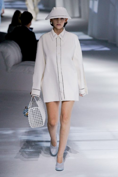 <strong></strong> 2021, Fendi, Milan, Spring/Summer, Womenswear