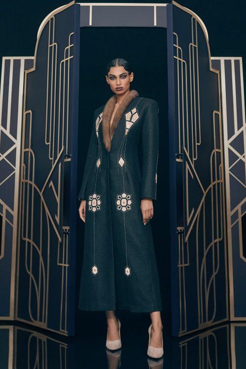 <strong></strong> 2021, Haute Couture, Paris, Ulyana Sergeenko