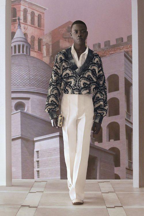 <strong></strong> 2022, Fendi, Haute Couture, Paris, Womenswear